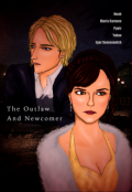 "Book cover ""The Outlaw And Newcomer"""