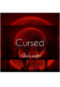 "Book cover ""Cursed"""