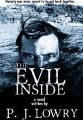 "Book cover ""The Evil Inside """