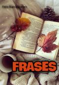 "Portada del libro ""Frases"""