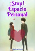 """Portada del libro """"¡stop! Espacio  Personal"""""""
