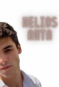 """Portada del libro """"Helios Anta"""""""