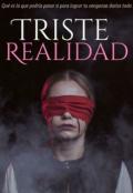 """Portada del libro """"Triste Realidad - no todo es un cuento de hadas."""""""