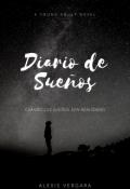 """Portada del libro """"Diario de Sueños """""""