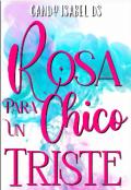 """Portada del libro """"Rosa para un Chico Triste """""""