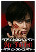 """Book cover """"My Patient Taehyung X Reader"""""""