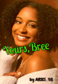 """Book cover """"Yours,bree"""""""