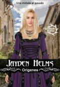 """Portada del libro """"Jayden Helms: Orígenes"""""""