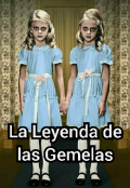 """Portada del libro """"La leyenda de las gemelas"""""""