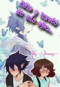 """Portada del libro """"Sólo a través de mis ojos..."""""""