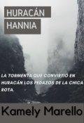 """Portada del libro """"Huracán Hannia"""""""