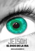 """Portada del libro """"Jeison"""""""