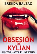 "Portada del libro ""Obsesión de Kylian"""
