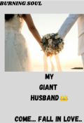 "Book cover ""My Giant Husband """