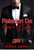 """Portada del libro """"Relación de Amor y Odio"""""""