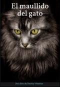"Portada del libro ""El maullido del gato"""