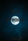 """Portada del libro """"Bad dreams"""""""