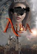"""Portada del libro """"Alba"""""""