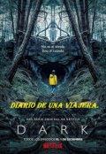 """Portada del libro """"Dark - Diario de una viajera."""""""