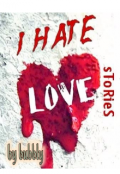 "Book cover ""I Hate Love Story"""