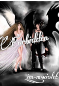 "Book cover ""Forbidden (completed) """