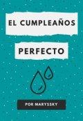 """Portada del libro """"El cumpleaños perfecto"""""""