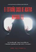 """Portada del libro """"El Extraño Caso De Agatha Morgan Lee"""""""