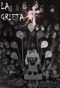 """Portada del libro """"La Grieta"""""""