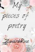 """Book cover """"zunairahrose """""""