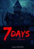 """Portada del libro """"7 Days - La mansión de los Castellano (starker halloween)"""""""