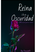 """Portada del libro """"Reina de la Oscuridad"""""""