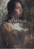 "Book cover ""Behind You"""
