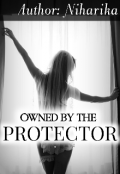 """Book cover """"Owned by the Protector """""""