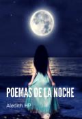 """Portada del libro """"Poemas De La Noche. """""""