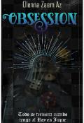 """Portada del libro """"Obsession """""""