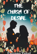"""Book cover """"The chasm of desire"""""""