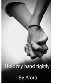 "Book cover ""Hold my hand tightly"""