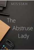 "Book cover ""The Abstruse Lady"""