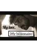 "Book cover ""My love, my billionaire """