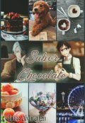 """Portada del libro """"Sabor Chocolate."""""""