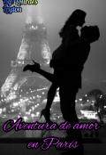 """Portada del libro """"Aventura de amor en París """""""