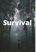 """Portada del libro """"Survival """""""