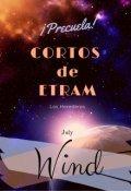 """Portada del libro """"Cortos de Etram """""""