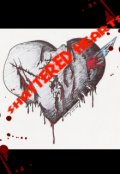 "Book cover ""shattered hearts"""