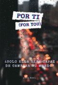 "Portada del libro ""For You"""