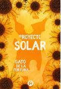 """Portada del libro """"Proyecto Solar"""""""