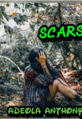 "Book cover ""Scars { I have to survive }"""