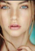 """Portada del libro """"La chica de los ojos azules """""""
