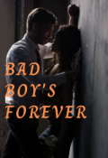 """Book cover """"Bad Boy's Forever"""""""