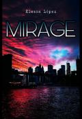 """Portada del libro """"Mirage """""""